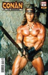Conan the Barbarian #1 ComicSketchArt Exclusive Arnold Schwarzenegger Photo Variant