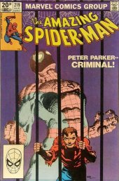 The Amazing Spider-Man #219 UK Edition
