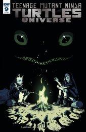 Teenage Mutant Ninja Turtles: Universe #9 1:10 Incentive Cover