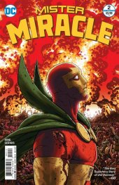 Mister Miracle #2 2nd Printing