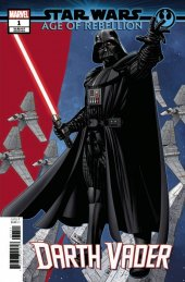 Star Wars: Age of Rebellion - Darth Vader #1 Mike McKone Puzzle Piece Variant