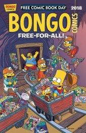 Free Comic Book Day 2018: Bongo Comics Free-For-All #1