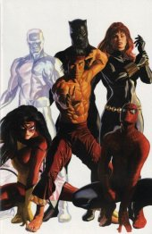 Empyre: Aftermath - Avengers #1 Alex Ross One Per Store