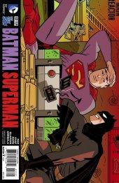 batman / superman #17 darwyn cooke variant