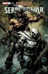 Conan: Serpent War #1 1:100 Incentive
