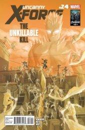 Uncanny X-Force #24