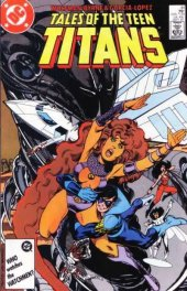 Tales of the Teen Titans #81