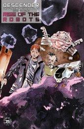Descender #26 Cover B Interlocking Lemire & Nguyen