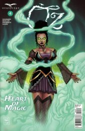 Oz Heart Of Magic #4 Cover C Spay