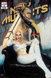 New Mutants #1 Adi Granov Variant A