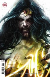DCeased #3 Card Stock Variant Edition