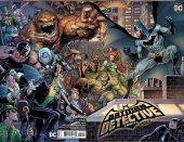 Detective Comics #1027 Arthur Adams Torpedo Comics Exclusive