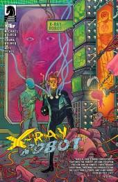 X-Ray Robot #2 Cover B Rubin