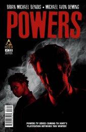 Powers #1 Photo Variant