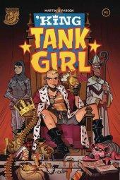 'King Tank Girl #1
