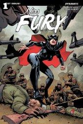 Miss Fury #1 Cover B Kubert