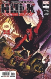 The Immortal Hulk #20 Variant Edition
