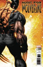 Hunt for Wolverine #1 Mike Deodato Variant