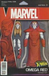 Uncanny X-Men #6 Christopher Action Figure Variant