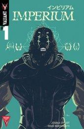 Imperium #1 Cover B Allen