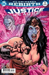 Justice League #13 Variant Edition