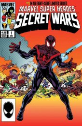 Secret Wars #1 Heroes Con 2015 Exclusive