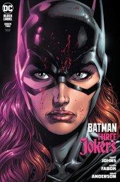 Batman: Three Jokers #2 Cover B Batgirl Variant