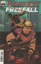 Hawkeye: Freefall #1 1:25 Elizabeth Torque Variant