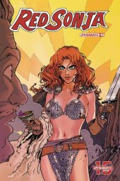 Red Sonja #13 Cover F Anwar