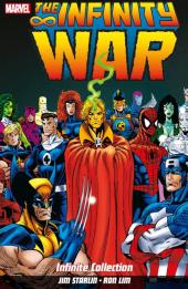 The Infinity War (Panini - UK Edition)