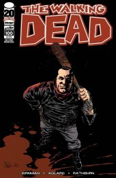 The Walking Dead #100 2nd Printing