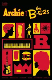Archie Meets The B-52s #1 Cover C Boss