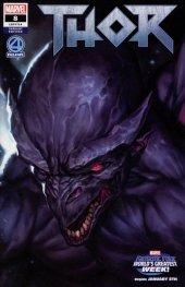 Thor #8 Djurdjevic Fantastic Four Villains Variant