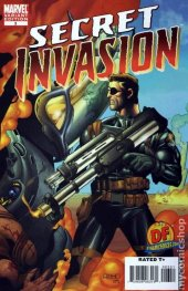 Secret Invasion #3 3DF