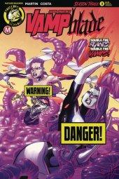 Vampblade: Season 3 #3 Cover B Costa Risque