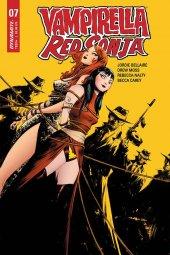 Vampirella / Red Sonja #7 1:21 Incentive