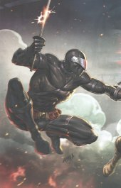 Snake Eyes: Deadgame #1 Rob Liefeld Torpedo Comics Retailer Exclusive Snake Eyes Virgin Variant Cover C (Ltd. 500)