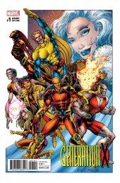 Generation X #1 Remastered Variant