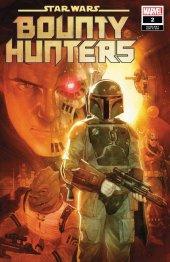 Star Wars: Bounty Hunters #2 1:25 Noto Variant