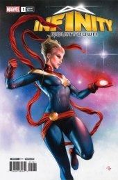 Infinity Countdown #1 Adi Granov Captain Marvel Variant