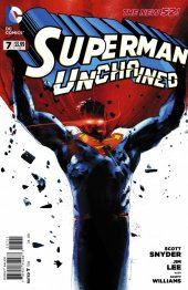 Superman Unchained #7 Variant Edition