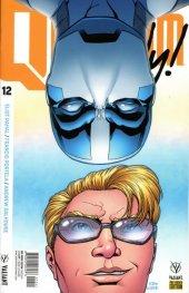 Quantum & Woody #12 Pre-Order Variant