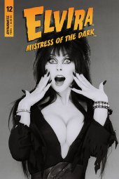 Elvira: Mistress of the Dark #12 Cover D Photo Subscription