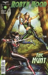 Robyn Hood: The Hunt #5 Cover B Goh