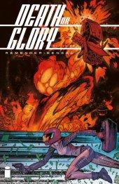 Death Or Glory #1 Cover C Harren