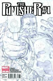 The Punisher #1 2nd Printing
