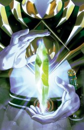 Mighty Morphin Power Rangers #54 Montes Foil Variant