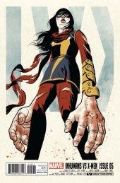 Inhumans vs. X-Men #5 Cho Variant