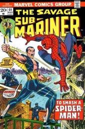 Sub-Mariner #69