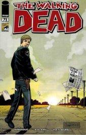 The Walking Dead #75 San Diego Comic-Con Cover